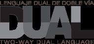 Two Way Dual Language Logo