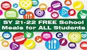 School Year 21-22 Free School Meals for all students